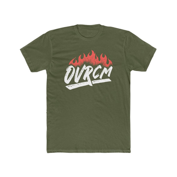 Flame - Olive Shirt