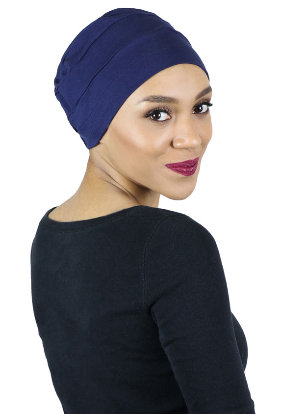 3 Seam Cotton Turban Chemo Headwear