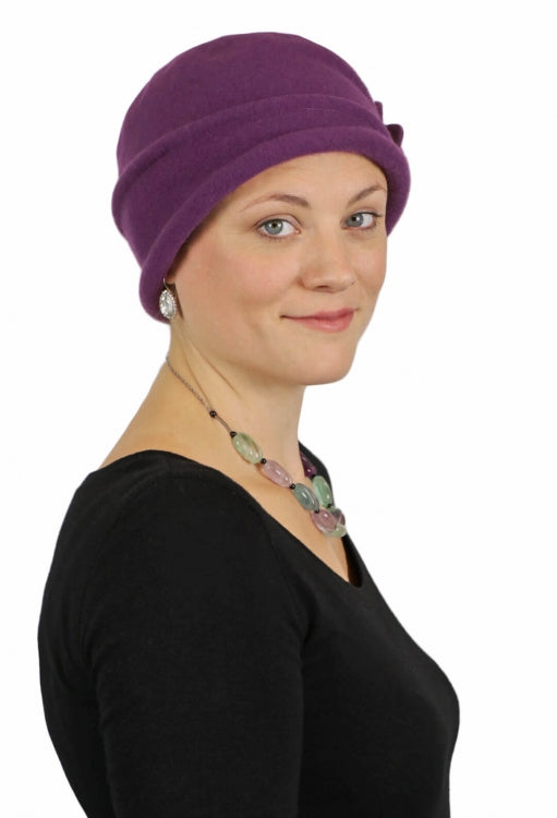 Parkhurst Spencer Wool Cloche Hat for Women