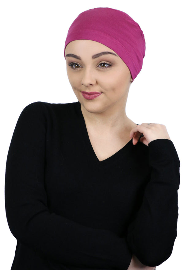 Premium Bamboo Sleep Cap Cancer Headwear for Women