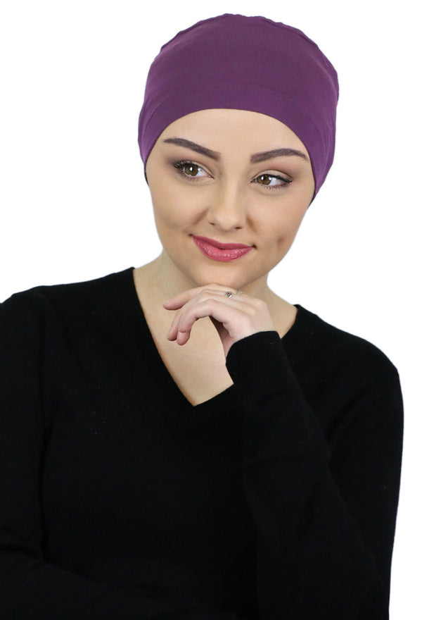 Bamboo Serena Sleep Cap for Chemo Headwear