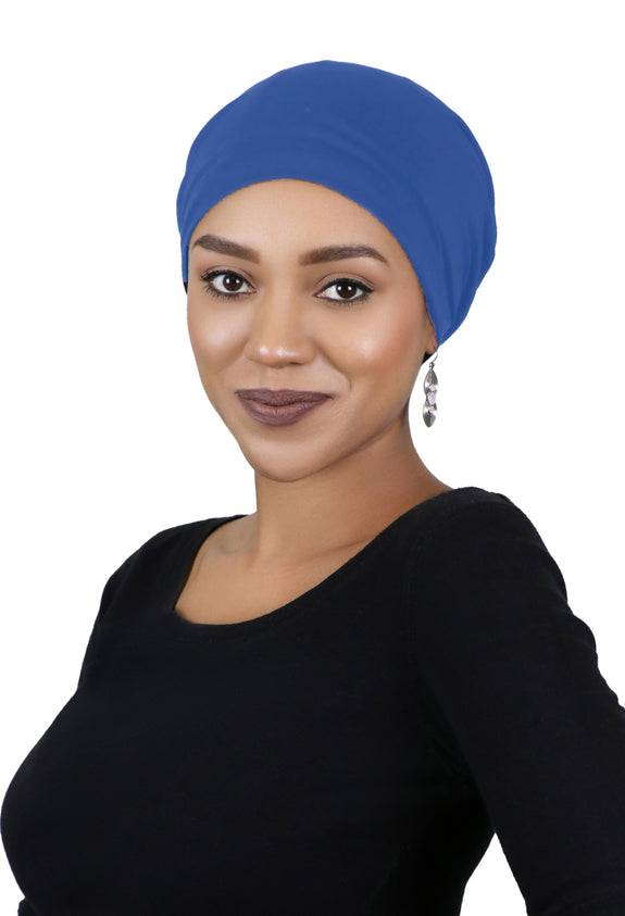Bamboo Slouchy Beanie Hat Chemo Headwear For Women