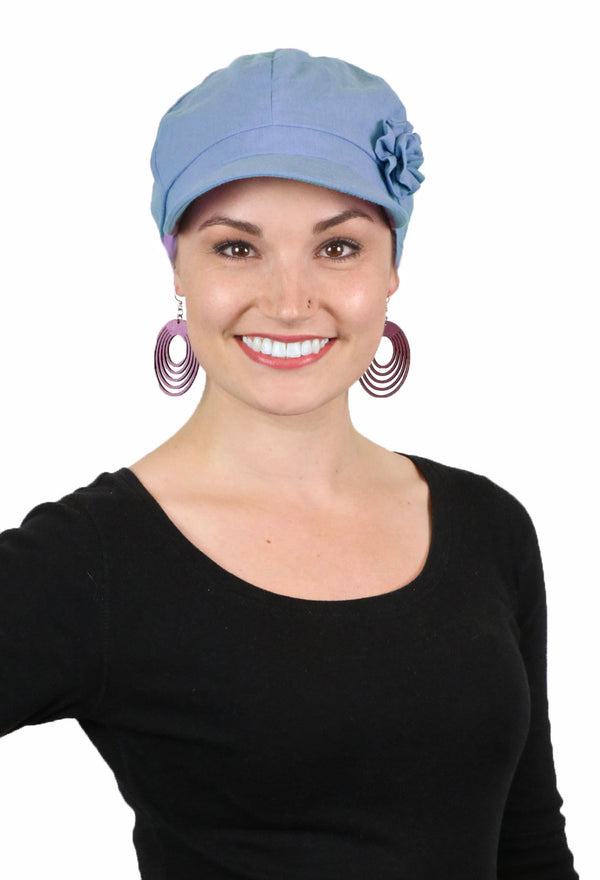Brighton COTTON Newsboy Cap for Women