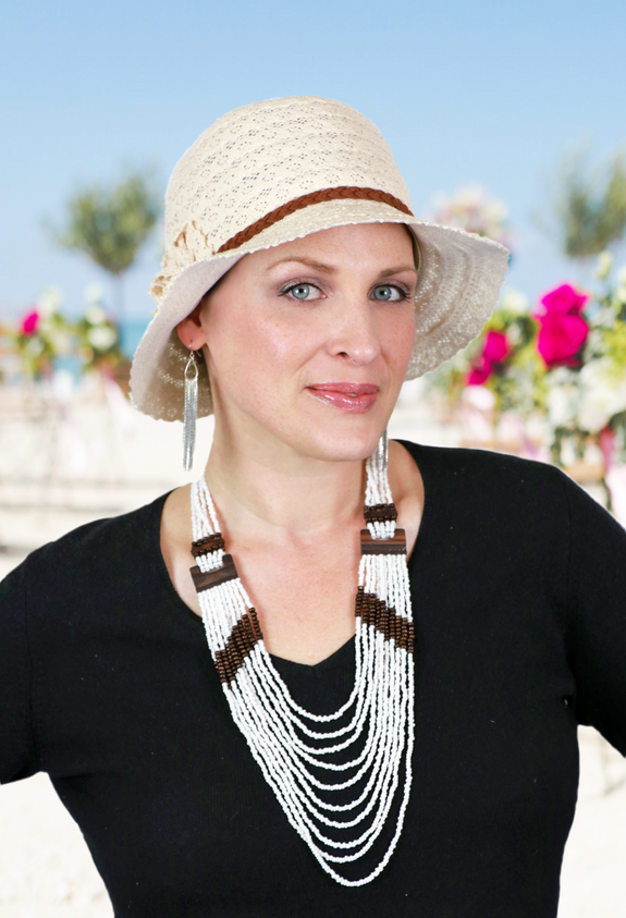 Lovely in Lace Summer Hat For Women with Small Heads cd275ee0b