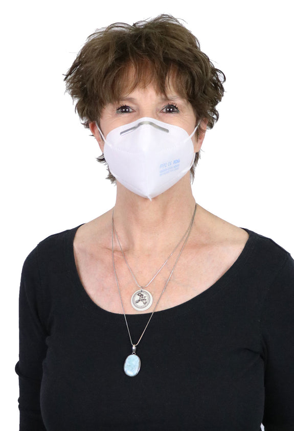 KN-95 Face Mask. Breathe Easy FDA Registered. Washable Reusable Pack of 10