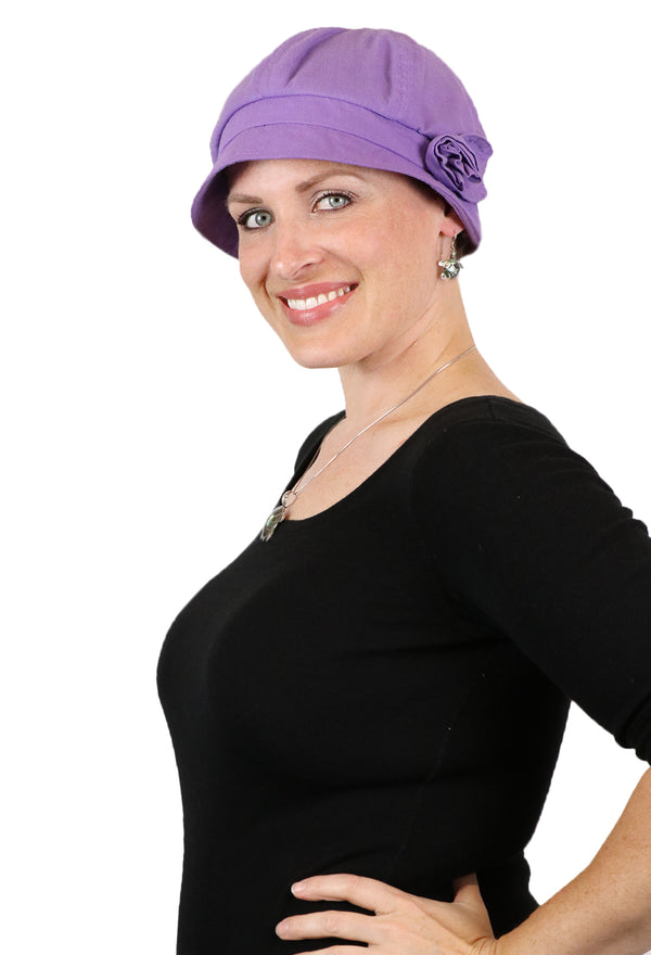 Monaco COTTON Cloche for Women with Small Heads