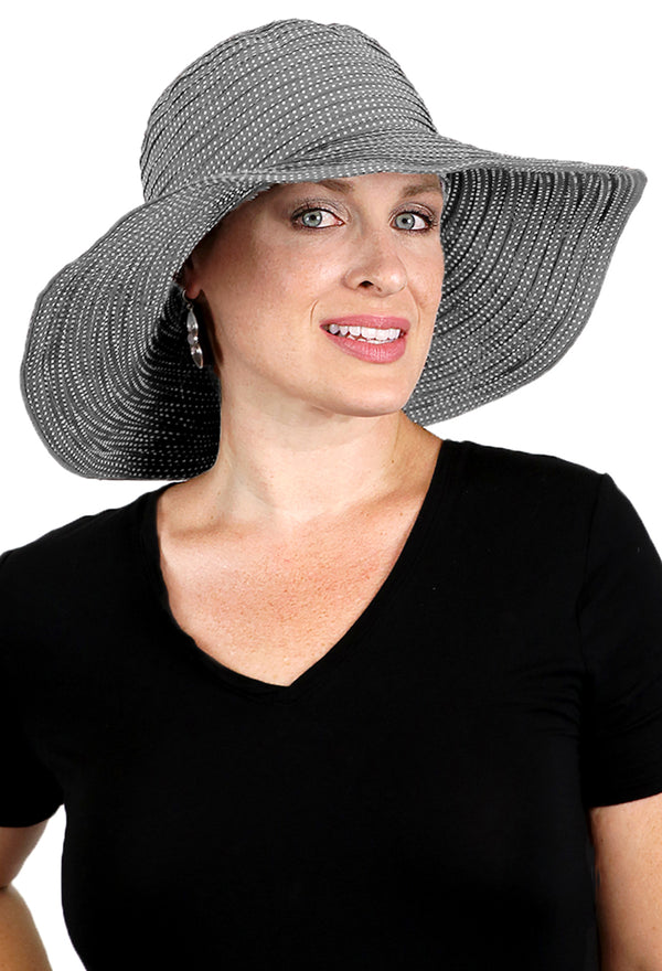 Paris Ribbon Sun Hat 50+ UPF