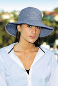 Petite Paris Sun Hat 50+ UPF for Small Heads