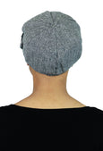 Brooklyn Newsboy Cabbie Hat For Women With Small Heads