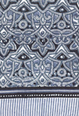Aravalli Cotton Head Scarf Chemo Headwear for Women Moroccan Grey