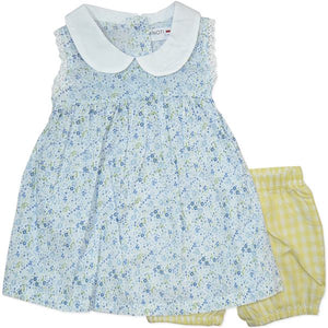 baby girls dress short set