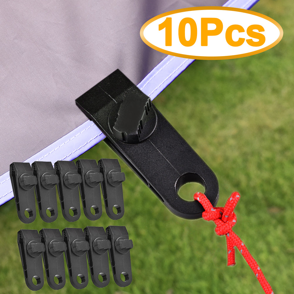 Tarp Clips Heavy Duty Lock Grip 20 Pack Tarp Clamps Heavy Duty Shark Tent U3A6