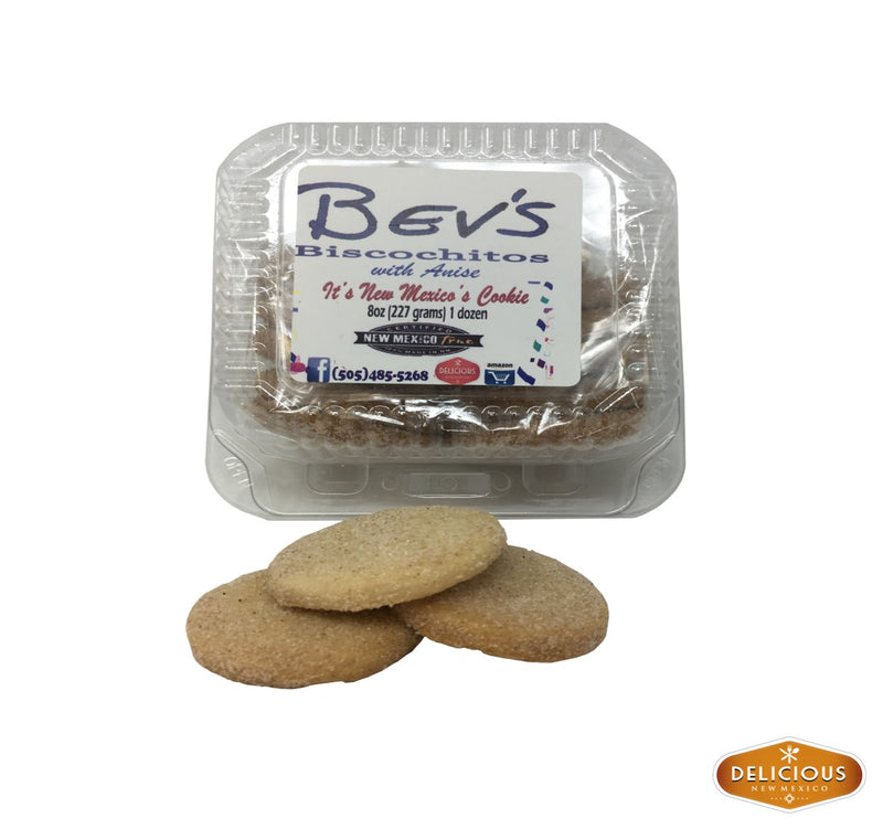 Biscochitos Anise Large