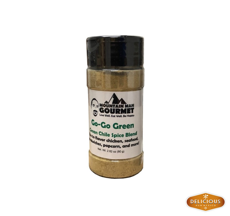 Spice Blend Go-Go Green Chile