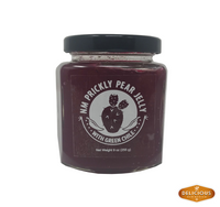 Prickly Pear Jelly w/Green Chile