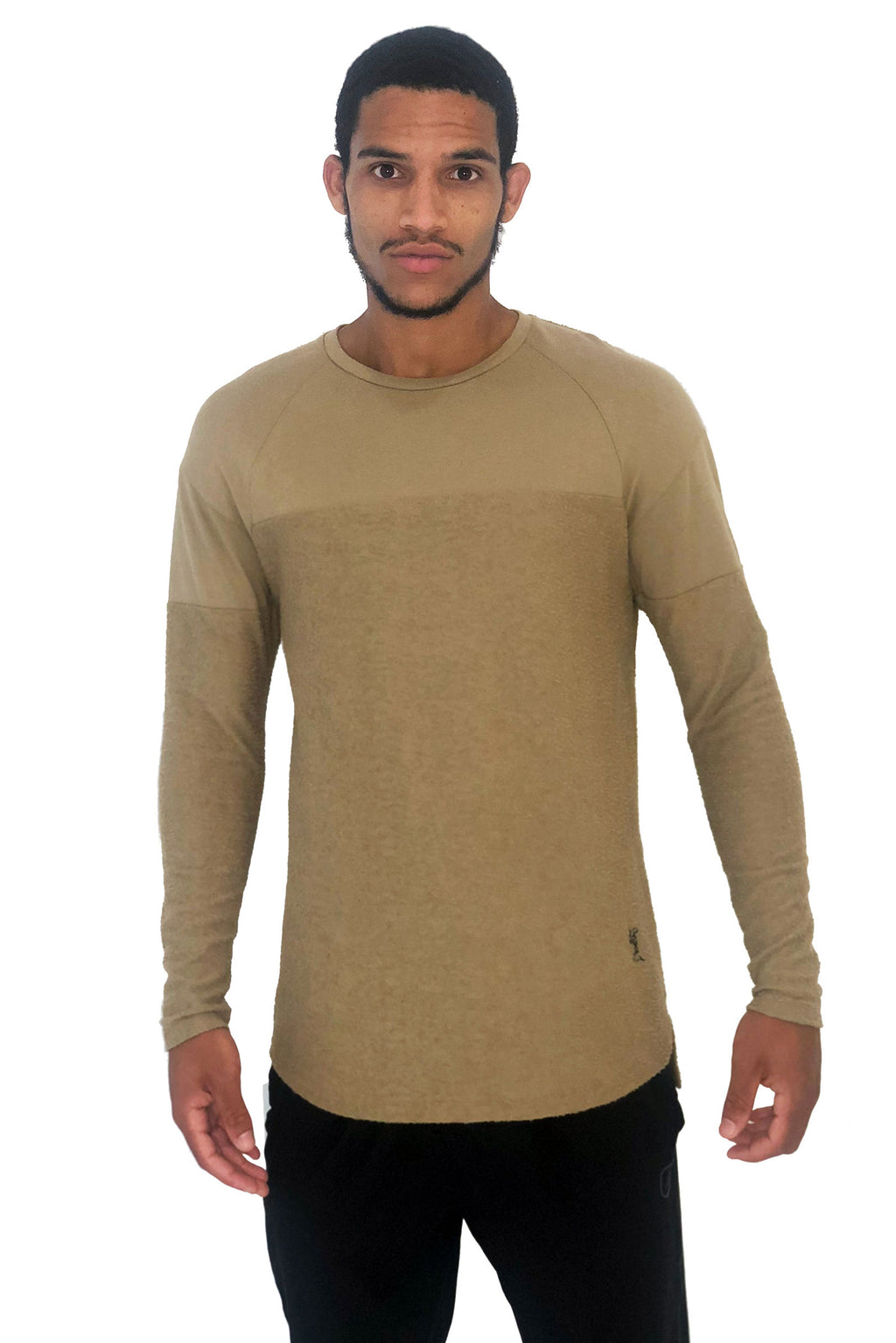 Men Sweater Truth Camel by Religion UK