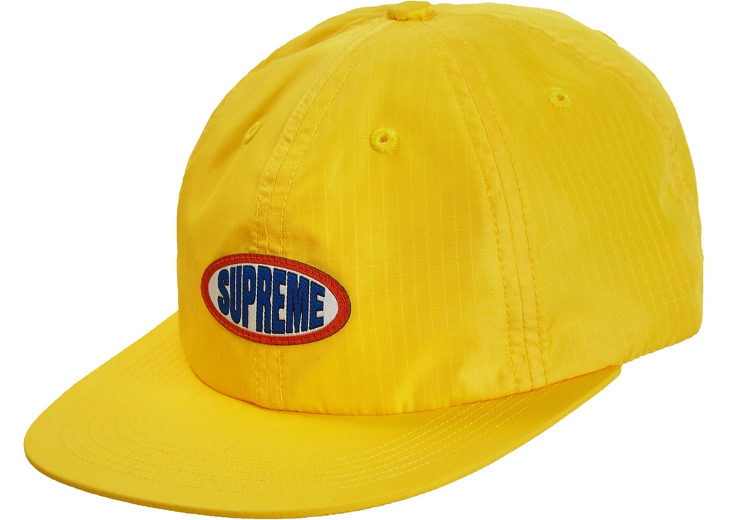 Oval Label 6-Panel - Supreme Cap