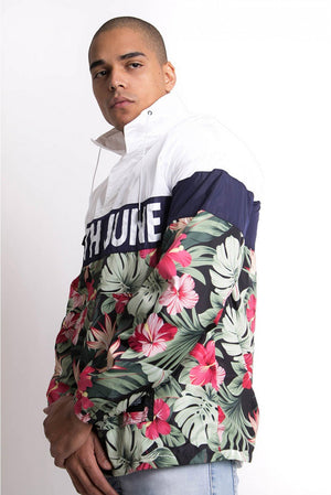 JUNGLE WINDBREAKER JACKET BY SIXTH JUNE