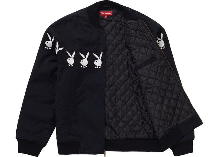Supreme®/Playboy© Crew Jacket