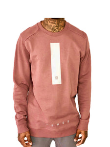 Ashes To Dust Pink Sweater