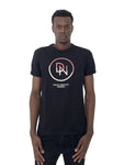 "Men T-Shirt ""DN"" Black by Distrikt Norrebro - Brit Boss"
