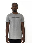 "Men T-Shirt ""Distrikt Norrebro"" Gray by Distrikt Norrebro - Brit Boss"