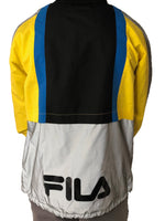 Men Jacket Reflective Multicolor by FILA - Brit Boss