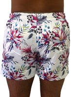 Tropical Floral Swim Shorts by Sinners Attire 3