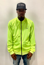 King Light Neon Yellow Jacket