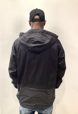 King Black Commute Jacket