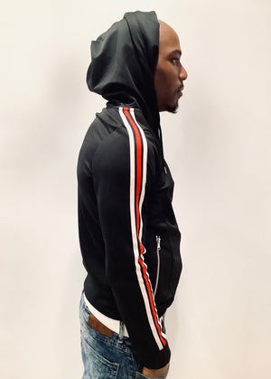 Zip Up Hoddie by Project by Paris