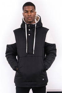 Sixth June Overhead Biker Sherpa Jacket