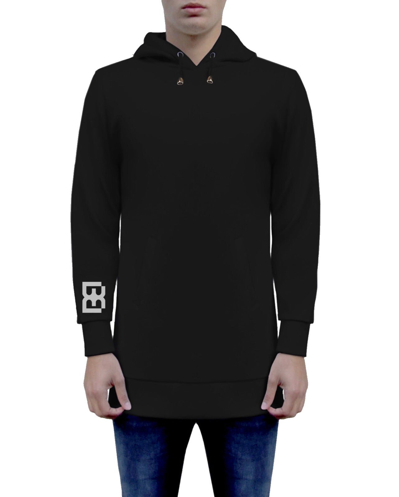 Brit Boss Basic Premium Cotton Hoodie - Brit Boss