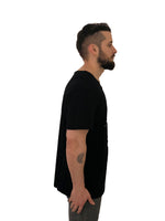 "Men T-Shirt ""Motorcycle"" Black by iacobuccyounes Italy - Brit Boss"