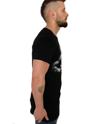 "Men T-Shirt ""Astrology Taurus"" Black by iacobuccyounes Italy - Brit Boss"