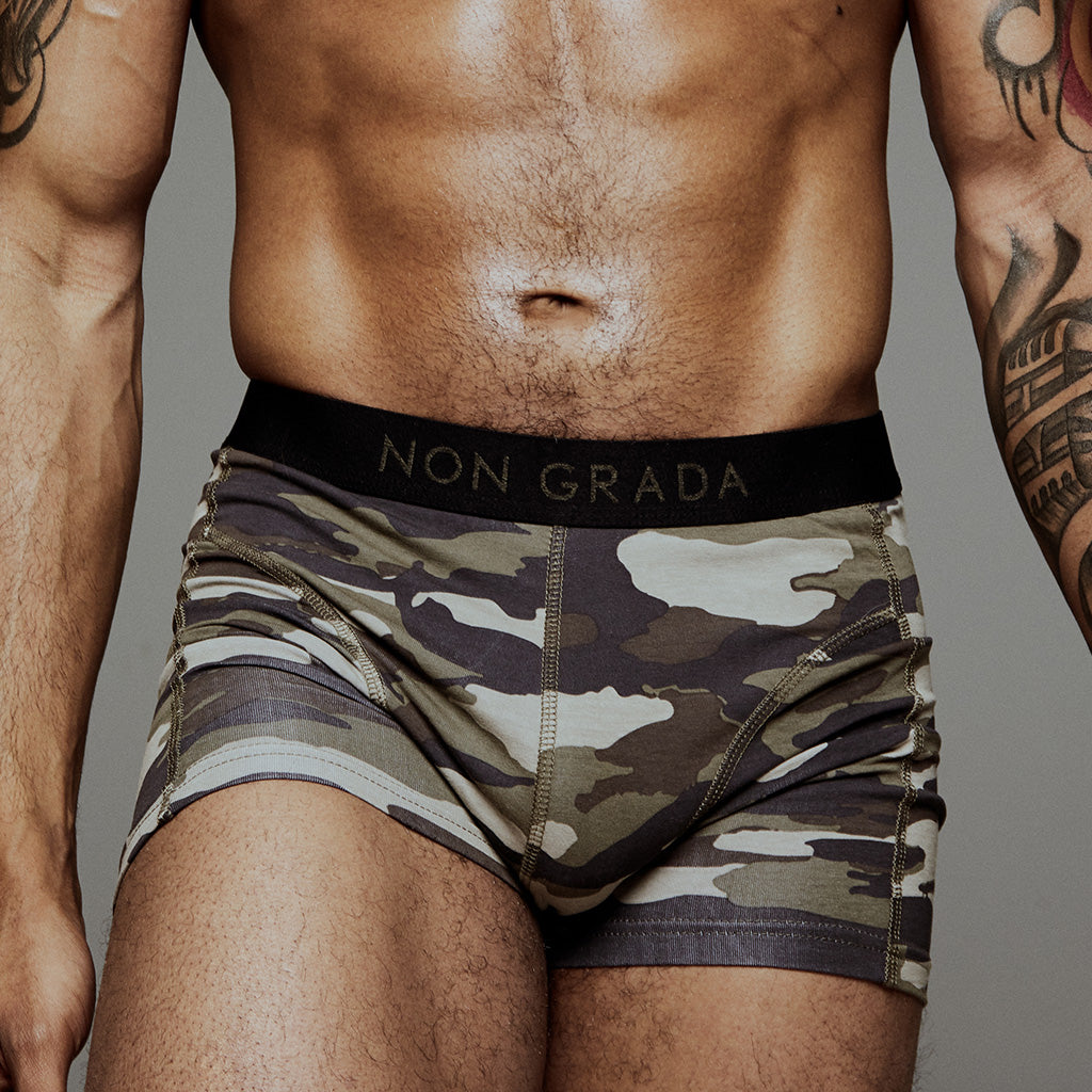 Men's Boxer Shorts Como By Non Grada - Brit Boss