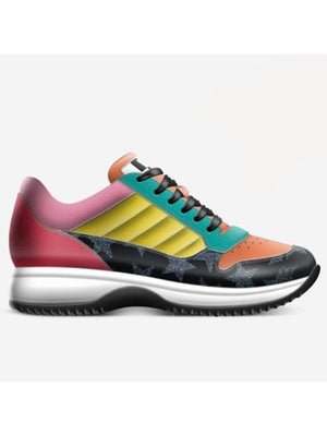 BB Rainbow Low Tops Sneakers 7