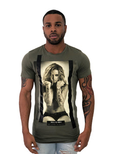 Trouble Maker Graphic Tee by Religion, U.K.