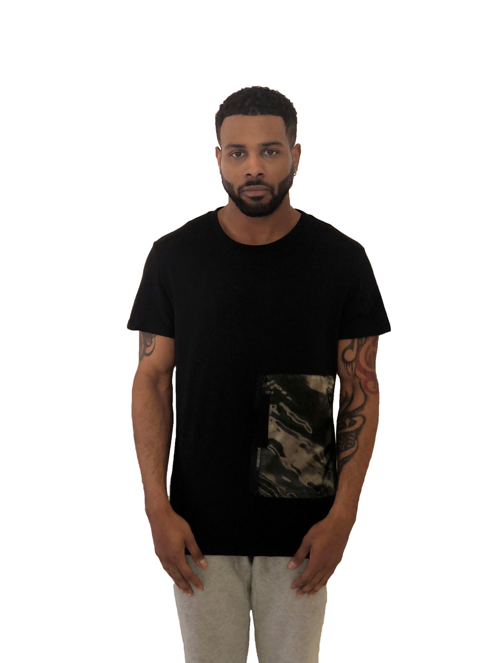 Black Desert Tee by Religion, U.K.