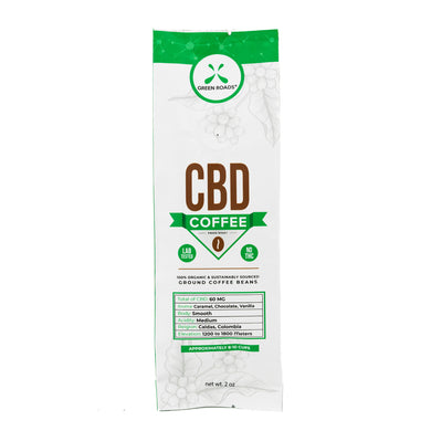 CBD Coffee - 2oz (60mg CBD) - Zerep Holistics