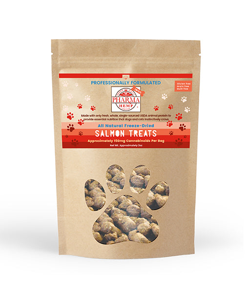 Salmon CBD Pet Treats