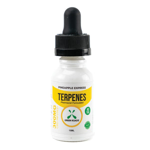 Terpenes Pineapple Express - 300mg CBD Oil - Zerep Holistics