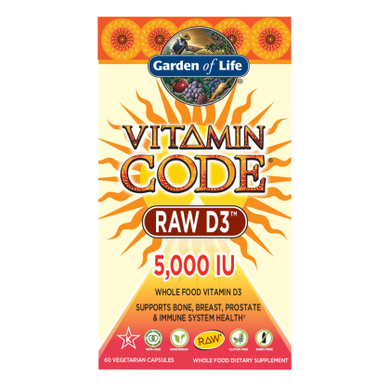 Vitamin Code RAW D3 5,000 IU