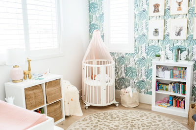 STELLA'S NURSERY REVEAL