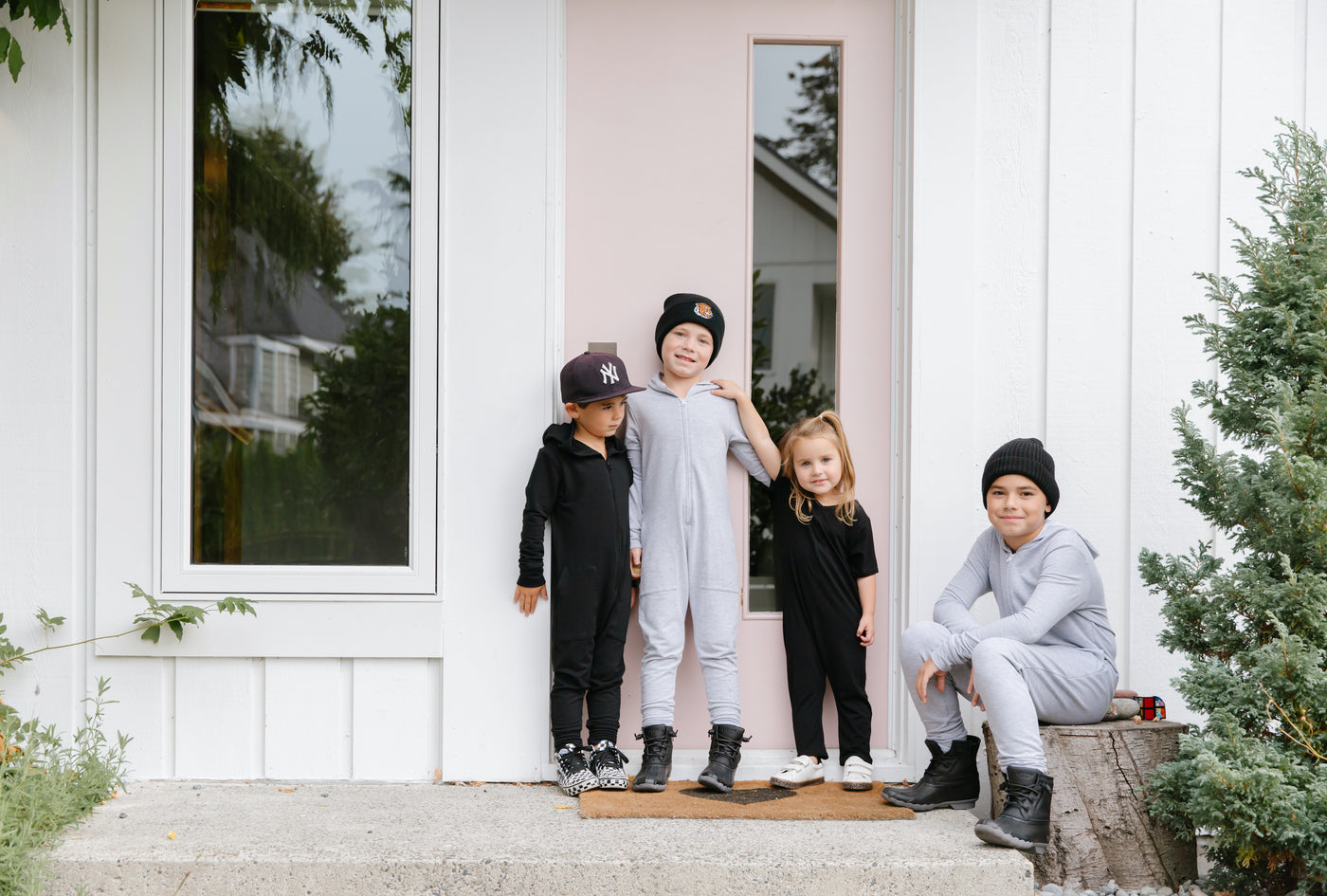 jillian harris x smash + tess mini rompers