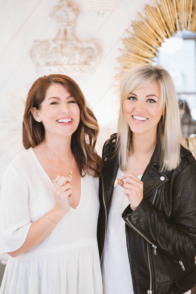 Jillian Harris and Shay Merritt Featured by women's clothing brand Smash + Tess