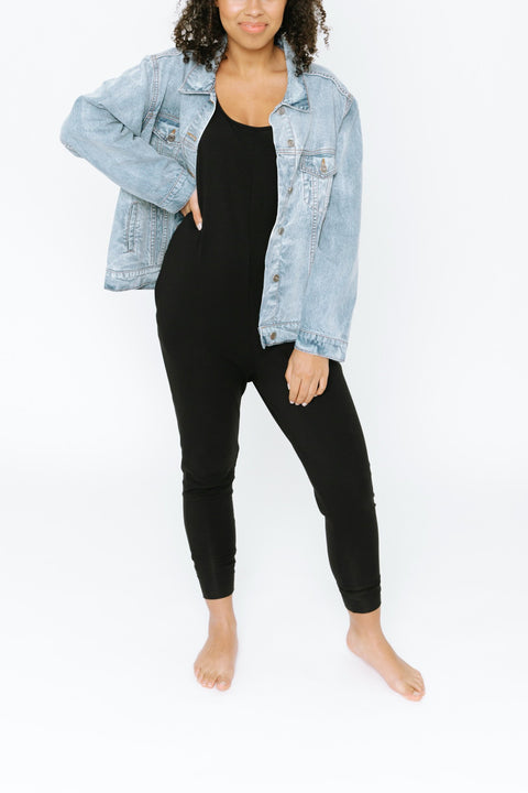 THE S+T DENIM JACKET