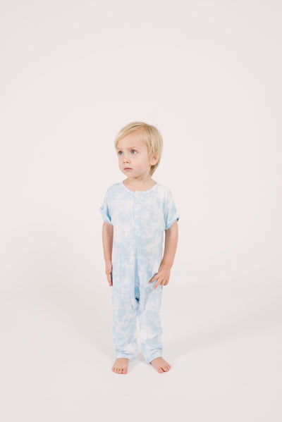 The Mini Joey Romper | Code is wearing size 2T