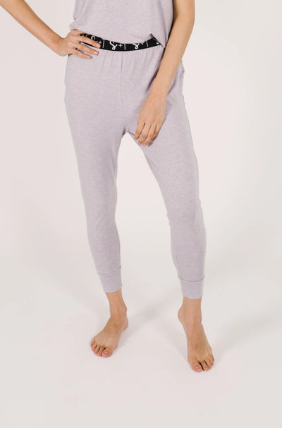"The Sweetheart Joggers | Asel is 5'9"" wearing an XS"