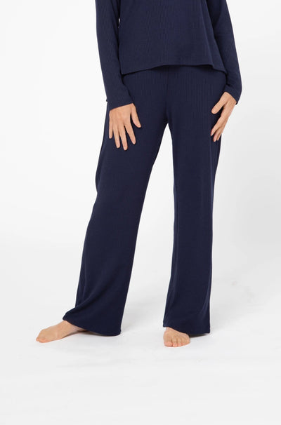 CR X S+T - THE PARK AVENUE PANTS IN MODEST MARINE